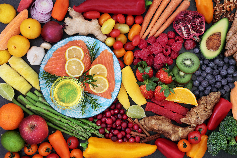 dieta exprés y salud oral