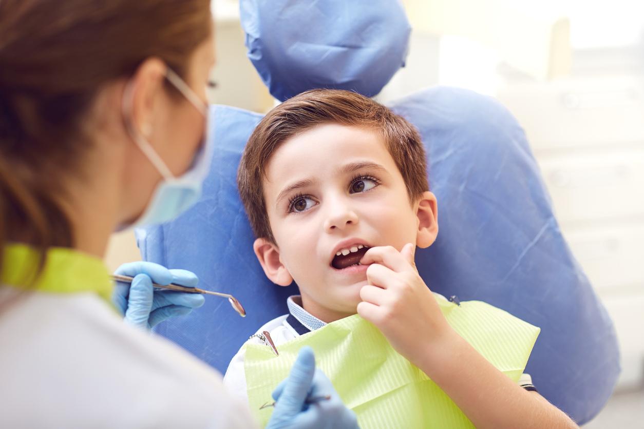 enfermedades orales infantiles