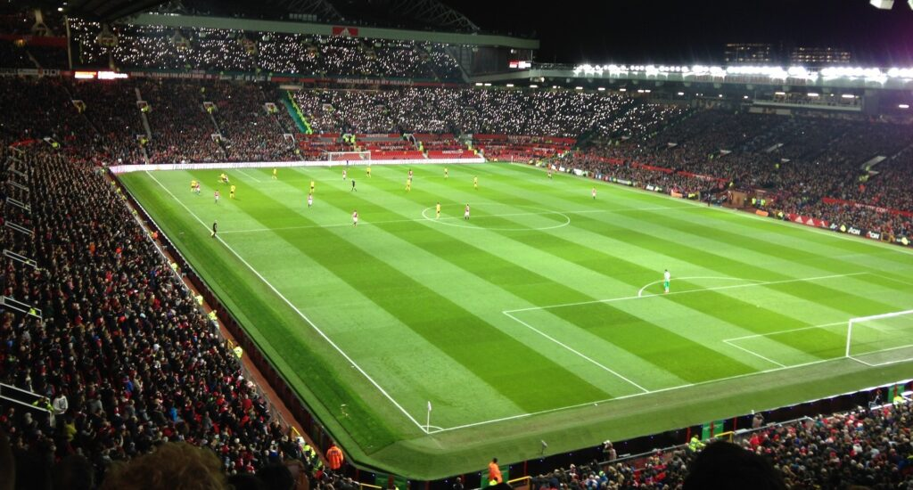 Futbol Old Trafford